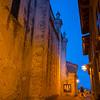Night Man, Sirmione, Lombardy, Italy