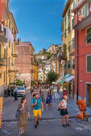 Strada Riomagiorre 2, Cinque Terre, Italy