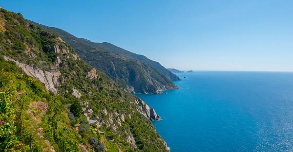 Parque Nacionale Cinque Terre, Italy