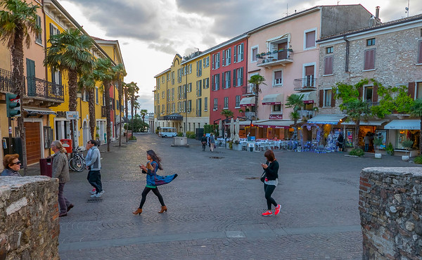 The Breeze, Sirmione, Lombardy, Italy