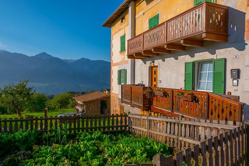 Terraces 2, Varena, Italy