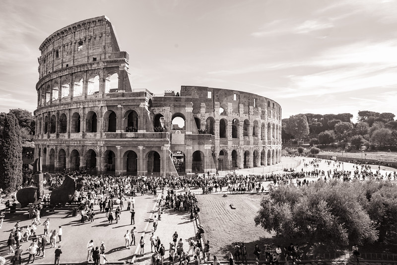 ROME PHOTOGRAPHY TOUR - 18/21 OCTOBER 2018