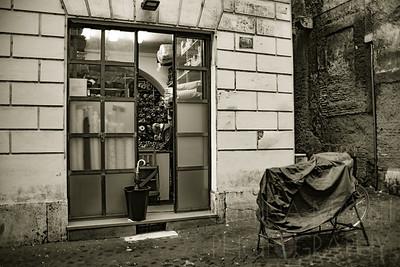 Campo de' Fiori - Craft man shop