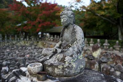 Buddha in Kyoto