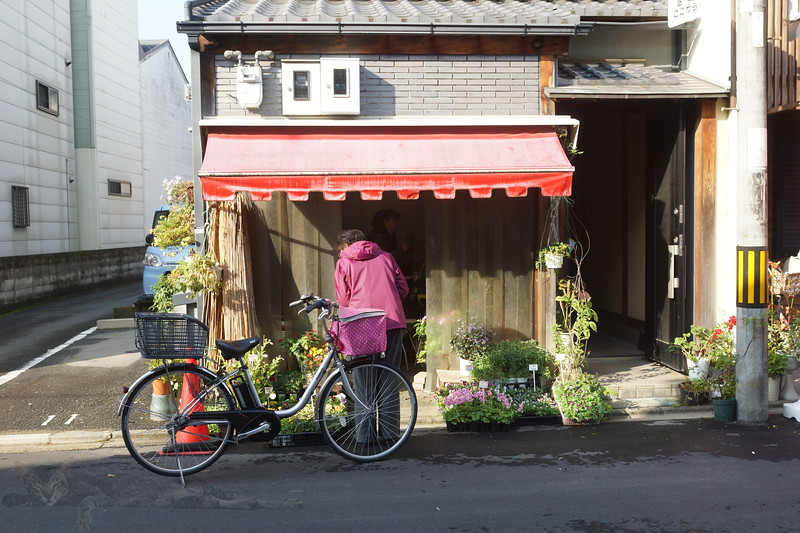 Bicycle in Kyoto