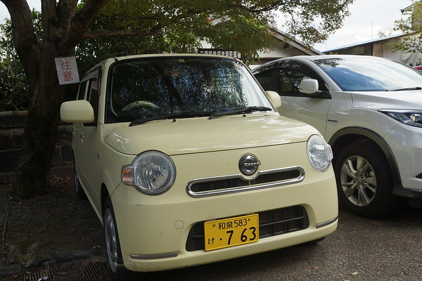 A Very Small Car