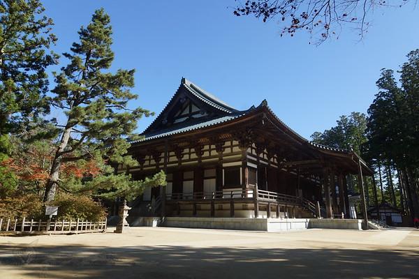 Danjo Garan Temple Complex Koyasan