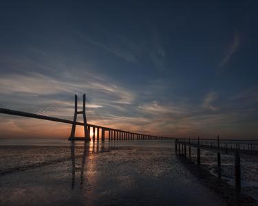 Ponte Vasco da Gama, Lisbon