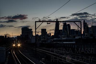 Shad well - Night Train
