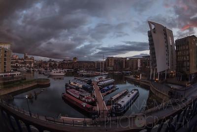 Shadwell - Docks
