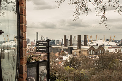 Greenwich - the Millennium Dome