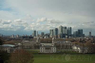 Greenwich - Observatory view
