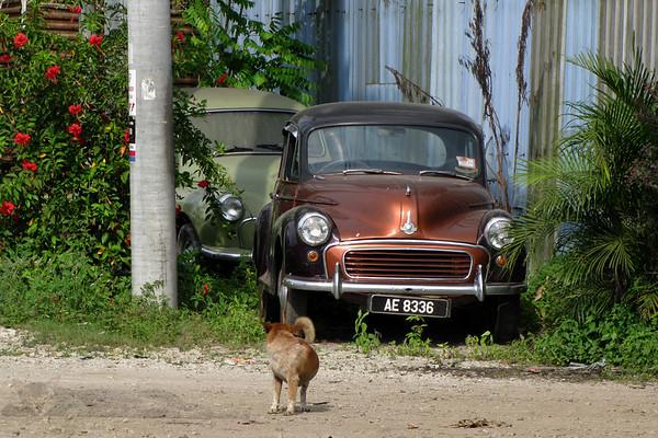 Morris Minor in Malaysia