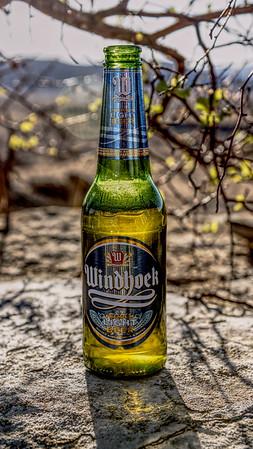 Beer in Africa - Windhoek Light