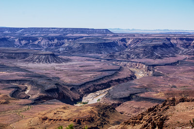 Fish River Canyon (a small part of it)