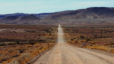 D850 Road towards Tsauchab River Camp