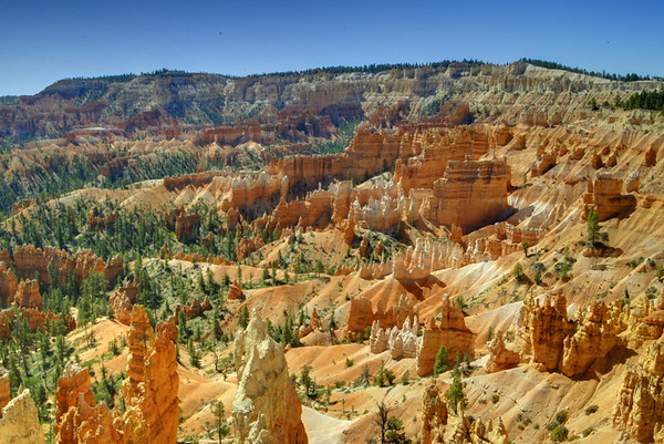Bryce Canyon and Zion