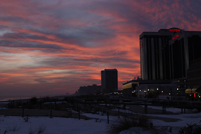 2010 New Years Eve Atlantic City