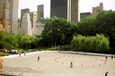 New York City - Wollman Rink