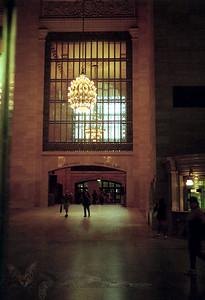 Grand Central Station - New York City