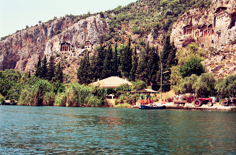 Kaunos Rock Tombs