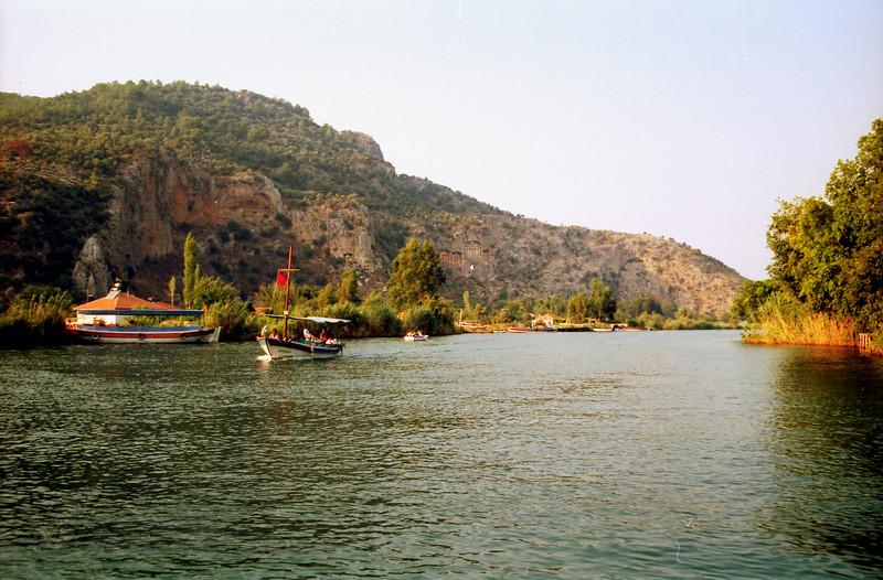 Dalyan River - Turkey