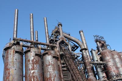 2012 02.06 Bethlehem PA Steel Stacks
