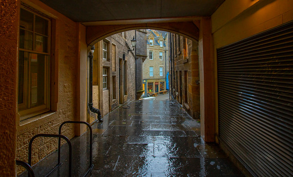 Advocate's Close, Edinburgh