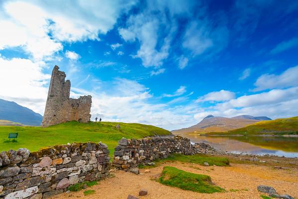Advreck Castle 2, West Highlands