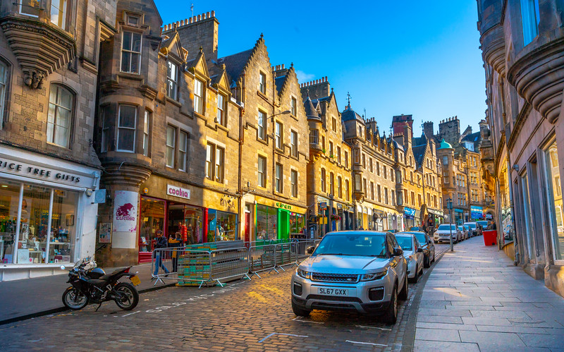 Cockburn Street, Edinburgh