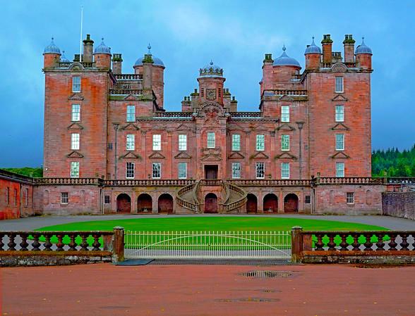 Drumlanrig Castle, Scotland