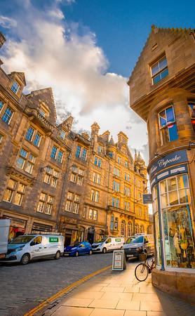 Miss Katie Cupcake, Cockburn Street, Edinburgh