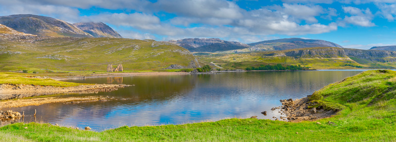 Loch Assynt, West Highlands
