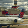 The Ill-fated ATL terminal where we mouldered with thousands of other stranded would-be travelers