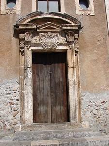 Doorway in Sicily