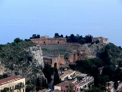 The Amphitheatre in Taormina