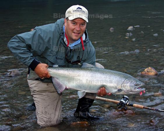 Skeena River, British Columbia