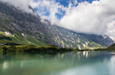 Lake Trubsee Ridge