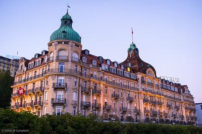 Lucerne Palace