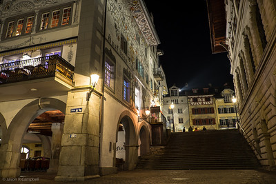 Lucerne Street Perspective