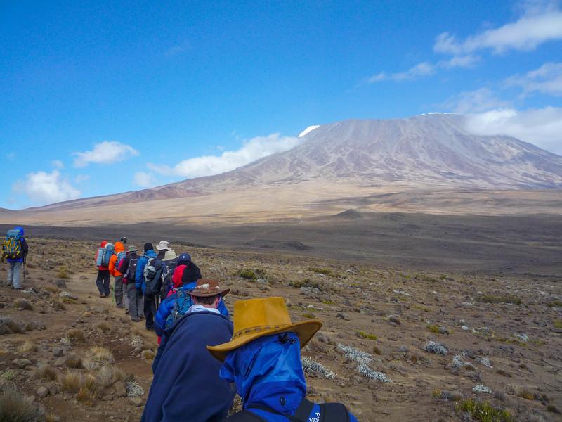 Mawenzi-Kilimanjaro Trail