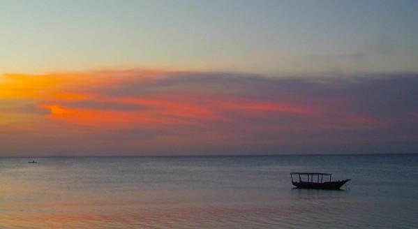 Zanzibar Sunset 3