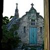 Old Catholic church on Cat Island at The Bight