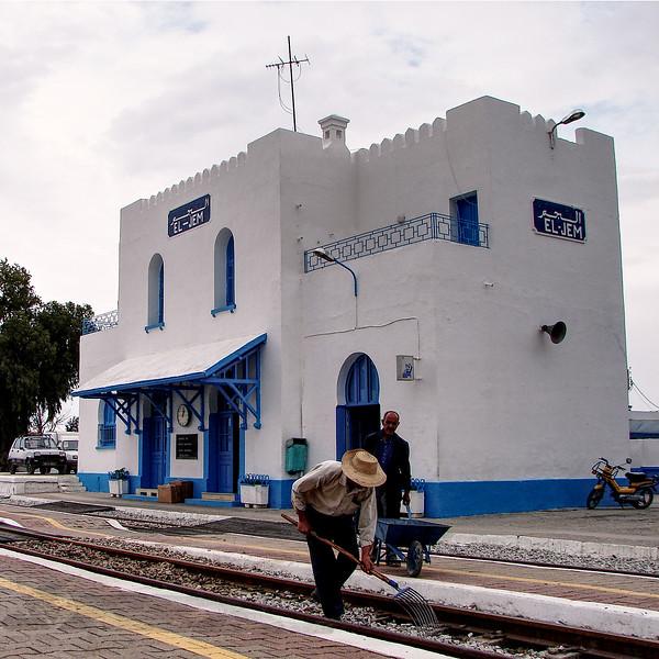 El Jem Station