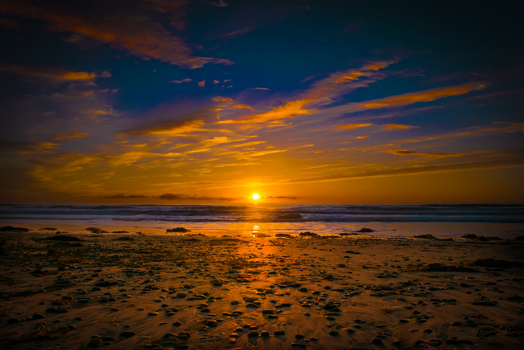 Torrey Pines Sunset 1