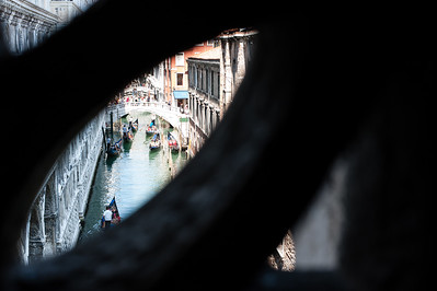 From Bridge of Sighs, Venice