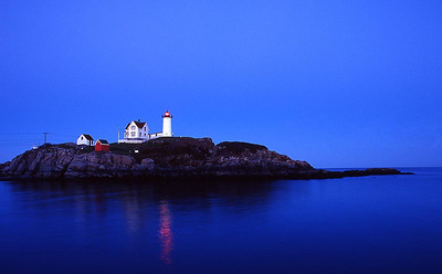 Cape Neddick Lighthouse, York, Maine