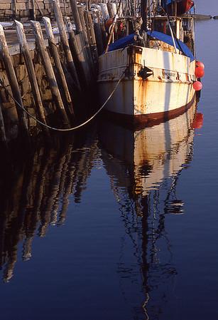Fishing boat, Camden, Maine