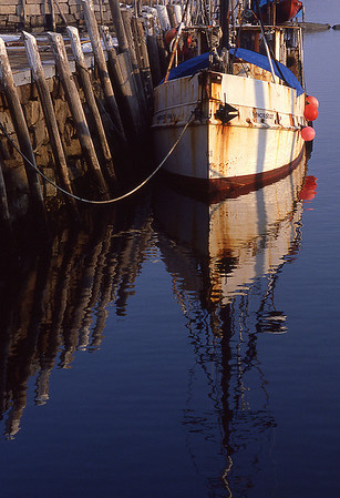 Fishing boat, Camden, Maine