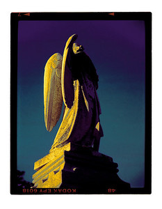 Seventh Angel, Mt. Hope Cemetary, Rochester, New York